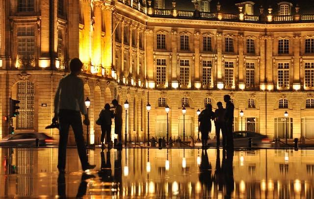 Bordeaux préfecture des communes de gironde