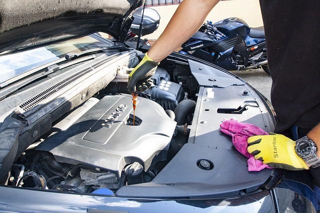 Quuele huile pour le moteur de ma voiture