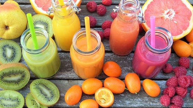 les fruits , l'avocar et le régime