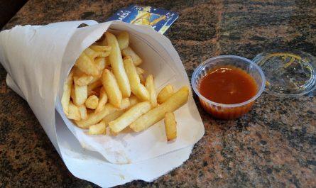 Panier à frites