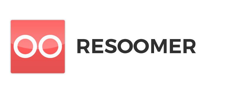 Comment fonctionne le logiciel Resoomer ?