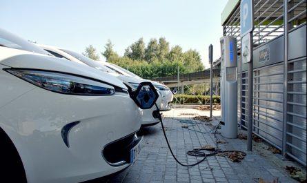 Bornes de recharges électrique