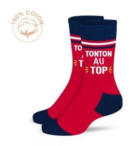 chaussettes à offrir en cadeau