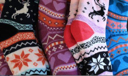 chaussette pour cadeaux