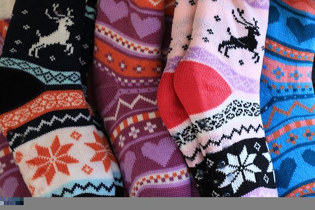 Une chaussette personnalisée : idée cadeau originale et tendance en ce début d'année