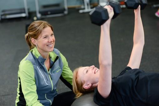 Les bénéfices d'un entrainement sur-mesure avec un coach sportif personnel