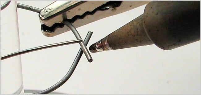 Comment utiliser un fer à souder?
